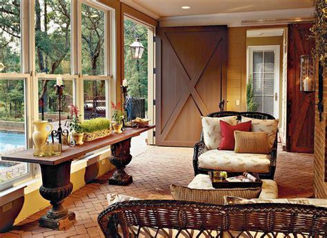 southern living idea house  oak cottage projects