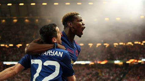 Ajax Manchester United Europa League Final