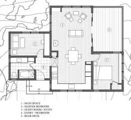 rustic cabin floor plans 840 sq ft modern and rustic small cabin in the redwoods