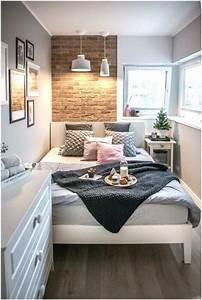25, Small, Bedroom, Ideas, That, Are, Look, Stylishly, U0026, Space, Saving