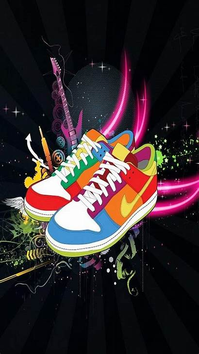 Nike Shoes Abstract Wallpapers Cool Iphone Pc