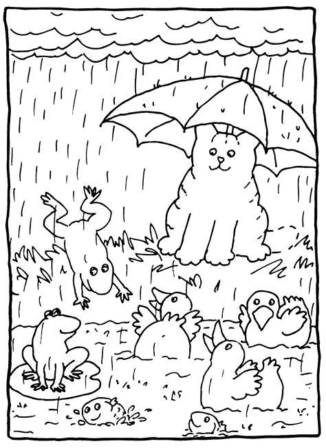 Dikkie Dik Sinterklaas Kleurplaat by Kleurplaat Dikkie Dik In De Regen Water Coloring Pages