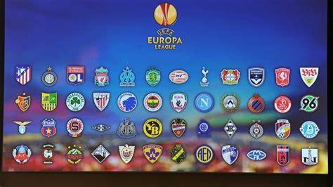 UEFA Europa League Results