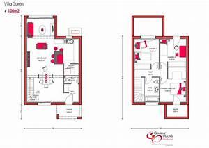 394 best images about plans de maison on pinterest for Awesome plan de maison de 100m2 0 plan de maison a etage 100m2