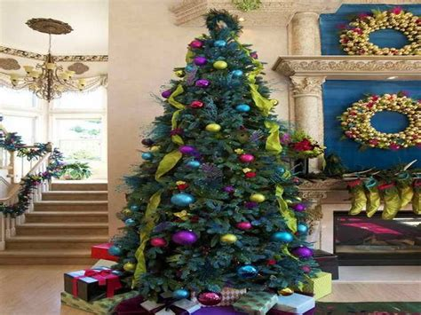 101 Best Beautiful Christmas Trees Images On Pinterest