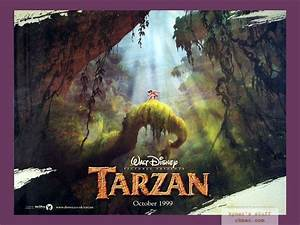 Tarzan 1999 | Once Upon a Time a Vintage Poster... | Pinterest