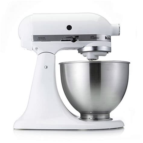 Kitchenaid Classic Mixer & Attachments  801617  Qvcukcom