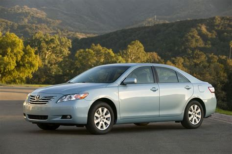Toyota 2007 Camry by 2007 Toyota Camry Pictures Photos Gallery The Car Connection