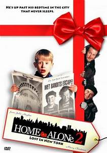 Home Alone 2: Lost in New York movie poster (1992) Poster ...