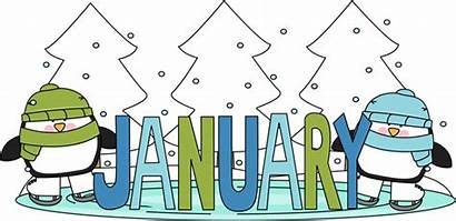 January Calendar Themes Theme Yearly Order Month