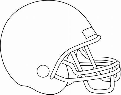 Logos Coloring Football Pages College Team Clip