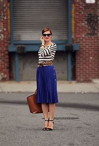 Marvelous Pleated Skirt Outfits For Fashionistas Ohh My My
