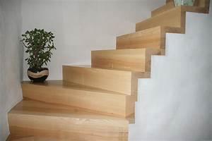 Habillage Escalier Bois : habillage bois 6 ambiance escalier ~ Dode.kayakingforconservation.com Idées de Décoration