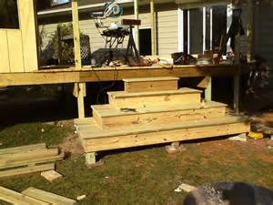 How To Build Stairs On A Deck by Deck Stairs Best Images Collections Hd For Gadget