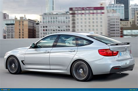 AUSmotive.com » BMW 3 Series Gran Turismo revealed