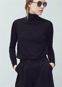 best 20 col roule femme ideas on pinterest pull a col With robe noir col roulé