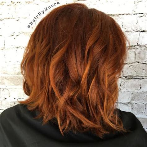 Hair Color Hairstyles by 40 Fresh Trendy Ideas For Copper Hair Color