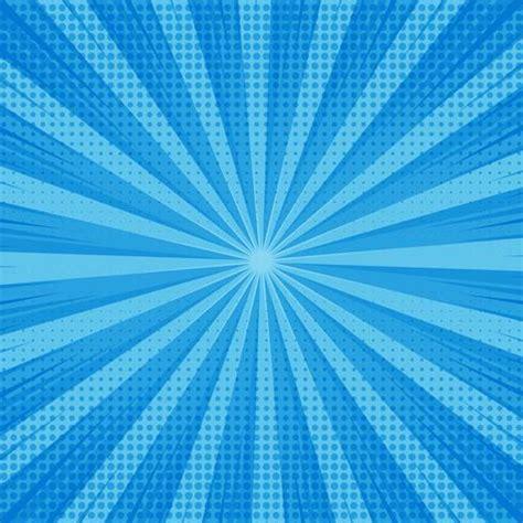 abstrato azul fundo em quadrinhos  design pontilhado