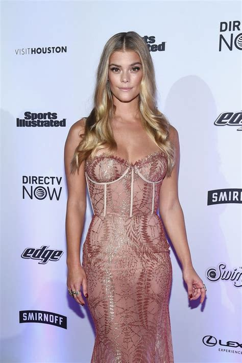 nina agdal  swimsuit edition launch event   york