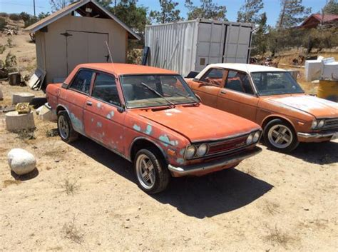 Datsun 510 Parts For Sale by Restored 1971 Datsun 510 Two Door For Sale In Klamath
