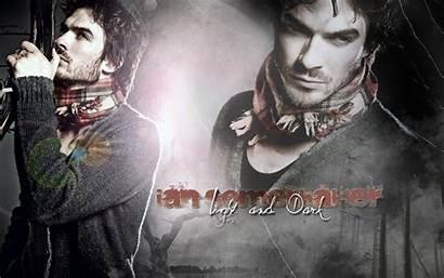 Ian Somerhalder Vampire Diaries Wallpapers Desktop Tv