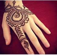 30  Beautiful and Simple henna Mehndi designs Ideas for hands  Easy Hand Henna