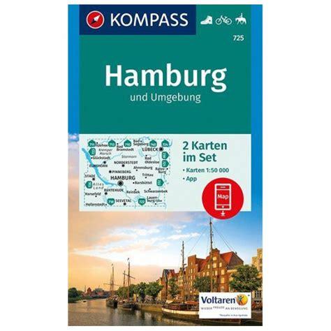 Häuser Kaufen Hamburg Umgebung by Kompass Hamburg Und Umgebung Wanderkarte Kaufen