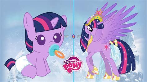 My Little Pony As Cute Little Babies, My Little Pony Baby