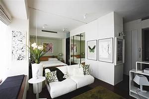 Decor Ideas To Steal From Tiny Studio Apartments | Home ...