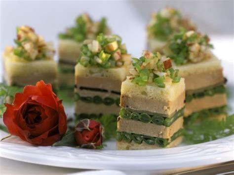 canapé foie gras foie gras canapés recipe eat smarter usa