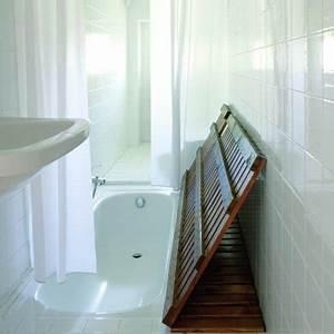 idees d39amenagement de salle de bain marie claire maison With porte de douche coulissante avec radiateur electrique salle de bain bricorama