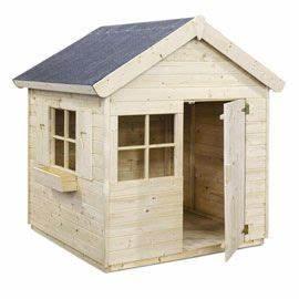 castorama jardipolys janaka maisonette cabane enfant bois With decoration exterieur pour jardin 2 cabane jardin bois