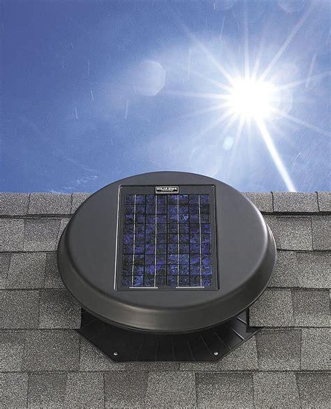 solar powered attic fan reviews solar powered attic fan solar power renewable energy
