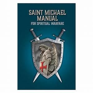 Aquinas Press U00ae Saint Michael Manual For Spiritual Warfare