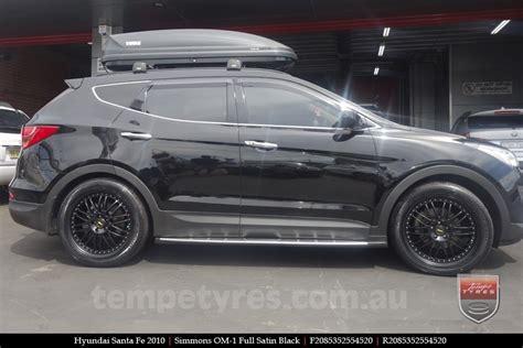 Hyundai Santa Fe Rims by Wheels Gallery Tempe Tyres