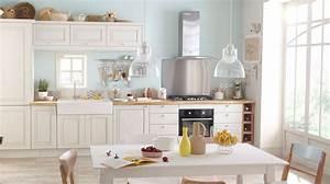 Peinture cuisine bonnes couleurs pieges a eviter for Quelle couleur va avec le gris 5 comment repeindre une cuisine idees en photos