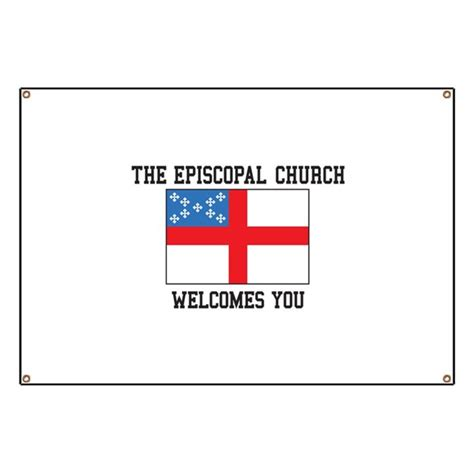 Episcopal Church Welcomes You Sign