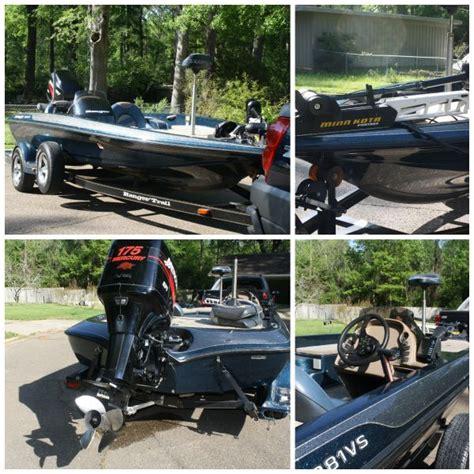 2000 Ranger Bass Boat For Sale by 2000 Ranger R81vs Bass Boat For Sale In Outside Louisiana