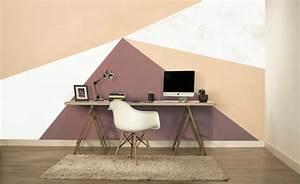 Passo a passo: veja como decorar a parede com geometria irregular CASA CLAUDIA