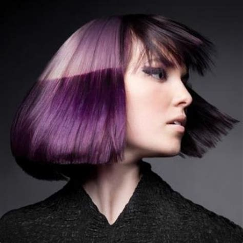 color block hair 19 best images about block color on peacocks