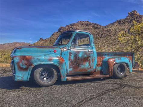 1955 ford f100 390ci gt patina truck for sale ford f 100 1955 for sale in tucson arizona