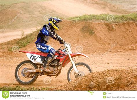motocross action motocross action editorial photography image 4206617