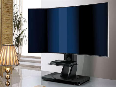 schwenkbarer fernsehstaender cmb  mit rollen bis  zoll