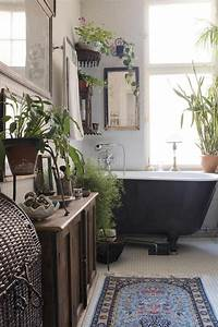 Stylish, And, Relaxing, Bohemian, Bathroom, Designs