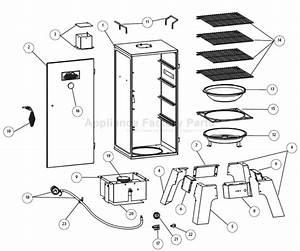Masterbuilt 20050106 Bbq Parts