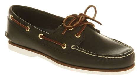 Boat Shoes Navy Blue by Mens Timberland New Boat Shoe Navy Blue Leather Casual