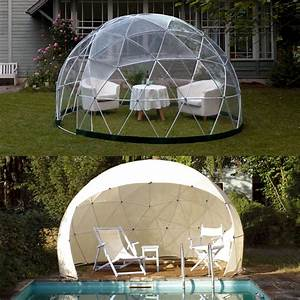 garden igloo pavillon gewachshaus four seasons With katzennetz balkon mit garden igloo four seasons pavillon