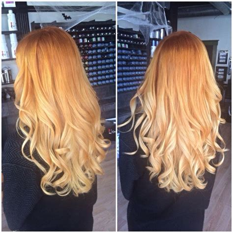 strawberry blonde hair ombre google search nice
