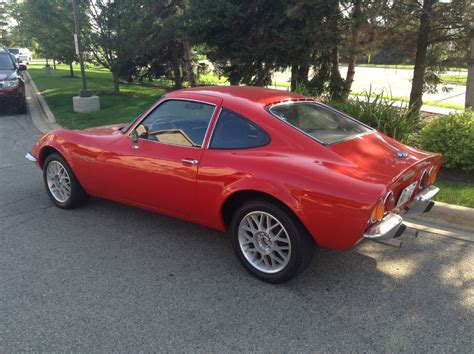 1969 Opel Gt by Daily Turismo Auction 1969 Opel Gt