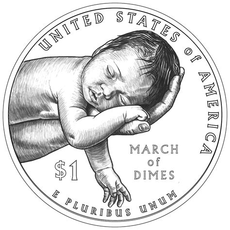 2015 March Of Dimes Silver Dollar Reverse  Coin Collectors Blog